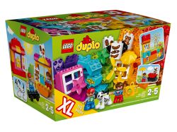 LEGO® DUPLO® Creative Building Basket