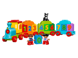 My First Number Train