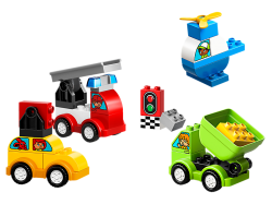 My First Car Creations