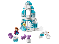Frozen Ice Castle