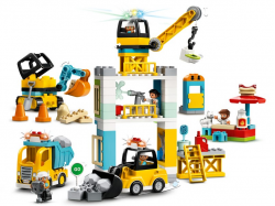 Tower Crane & Construction