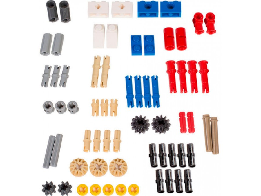 Machines & Mechanisms Replacement Pack 1