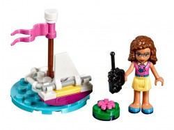Olivia's Remote Control Boat