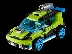 Rocket Rally Car (Slightly Damaged Box)