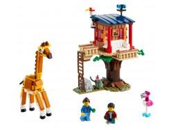 Safari Wildlife Tree House