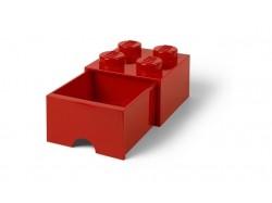 Brick Drawer 4 (Red)