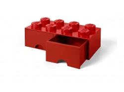 Brick Drawer 8 (Red)
