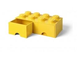 Brick Drawer 8 (Yellow)