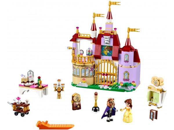 Belle's Enchanted Castle