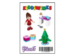 LEGO Friends Advent bag 1