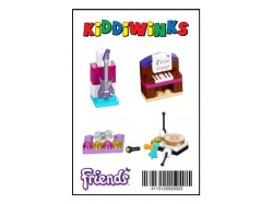 LEGO Friends Advent bag 3