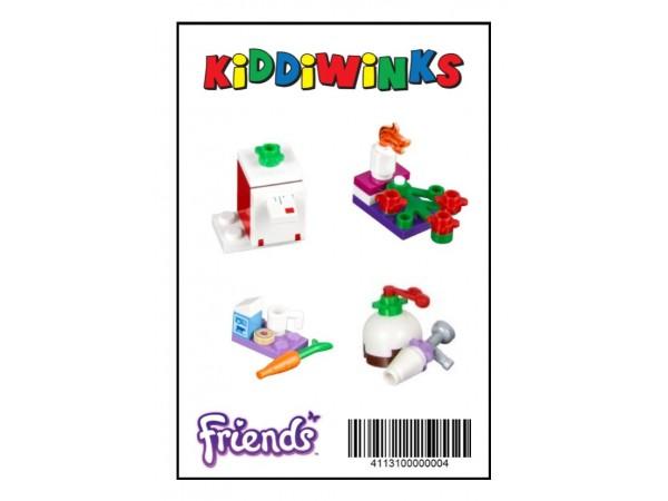 LEGO Friends Advent bag 4