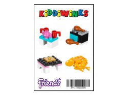 LEGO Friends Advent bag 5
