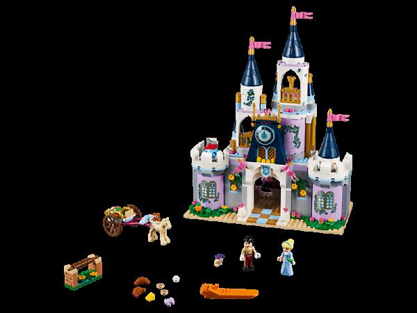Cinderella's Dream Castle