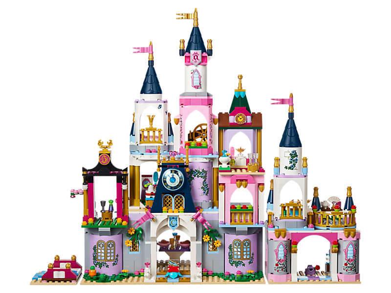 Cinderella S Dream Castle Kiddiwinks Online Lego Shop
