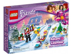 Friends Advent Calendar 2017