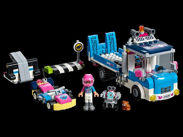 Service & Care Truck (Damaged Box)