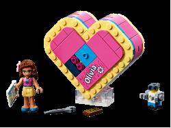 Olivia's Heart Box