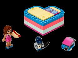 Olivia's Summer Heart Box
