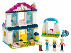 4+ Stephanie's House