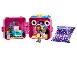 Olivia's Gaming Cube
