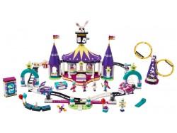 Magical Funfair Roller Coaster