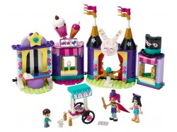 Magical Funfair Stalls