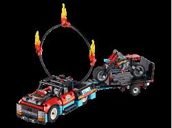 Stunt Show Truck & Bike