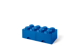 LEGO Brick Drawer 8 - Blue