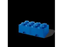 LEGO Brick Drawer 8 - Blue