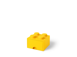 LEGO Brick Drawer 4 - Yellow