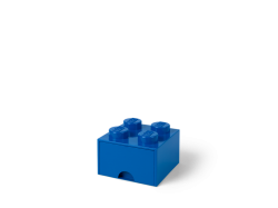 LEGO Brick Drawer 4 - Blue