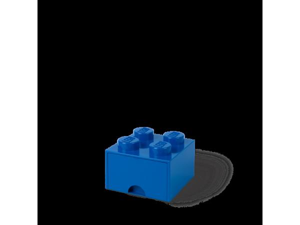 LEGO Brick Drawer 4 - Blue
