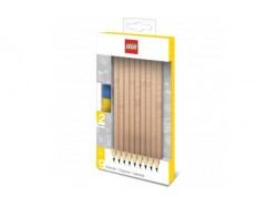 LEGO Graphite Pencils (9 pieces)