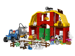 Big Farm (new but unboxed without instruction booklet)