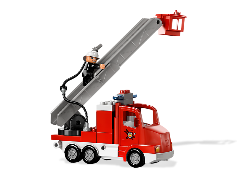 Fire Truck Kiddiwinks Online Lego Shop