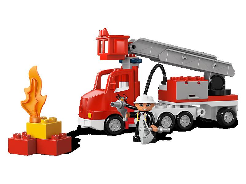 Fire Truck Kiddiwinks Online Lego Shop