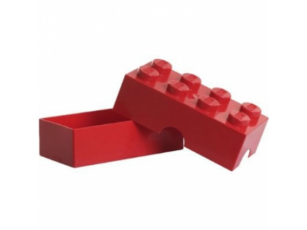 LEGO® Lunch Box 8 (Red)