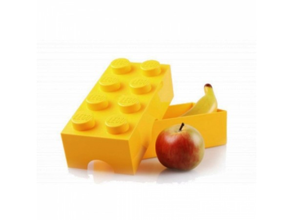 LEGO® Lunch Box 8 (Yellow)
