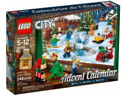 LEGO City Advent Calendar 2017