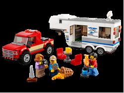 Pickup & Caravan