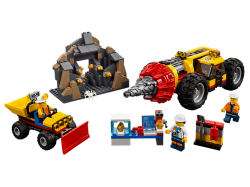 Mining Heavy Driller
