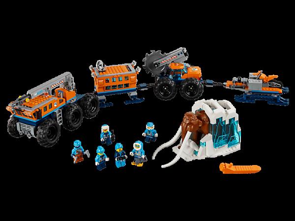 Arctic Mobile Exploration Base