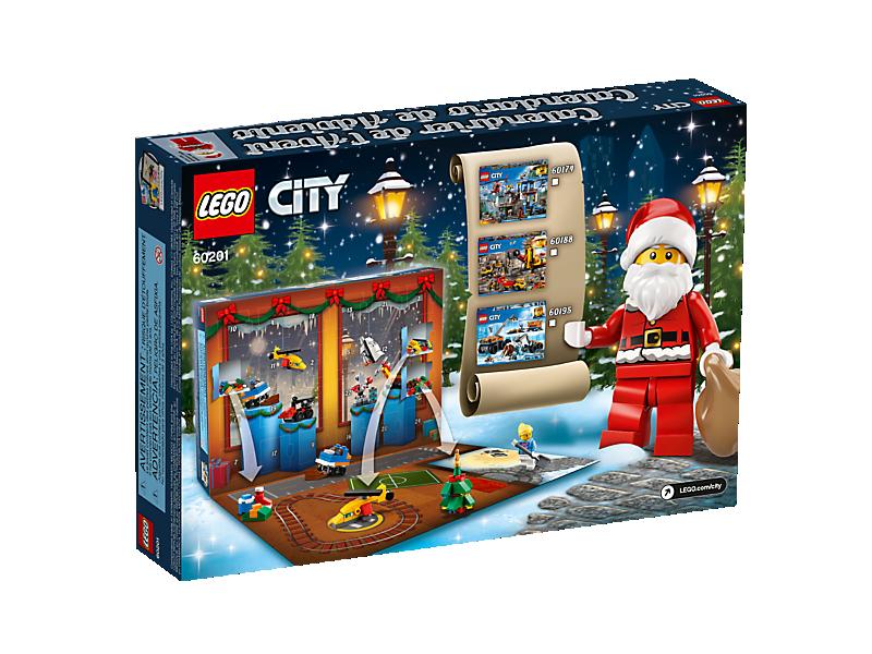 lego city advent calendar kiddiwinks online lego shop. Black Bedroom Furniture Sets. Home Design Ideas