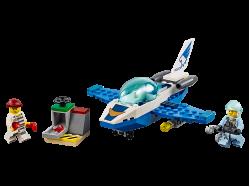 Sky Police Jet Patrol