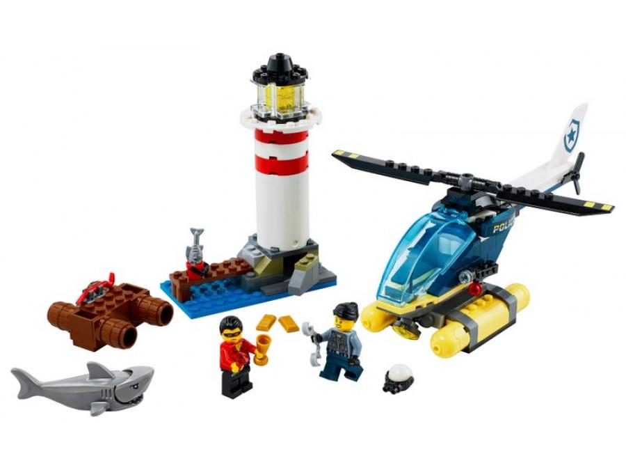 Elite Police Lighthouse Capture