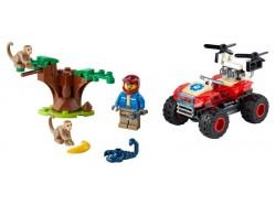 Wildlife Rescue ATV