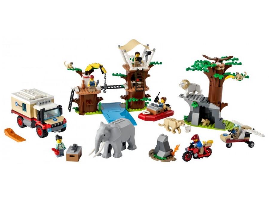 Wildlife Rescue Camp