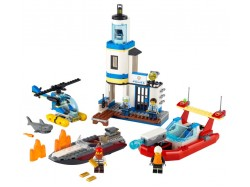 Seaside Police and Fire Mission