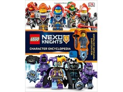 LEGO NEXO KNIGHTS: Character Encyclopedia